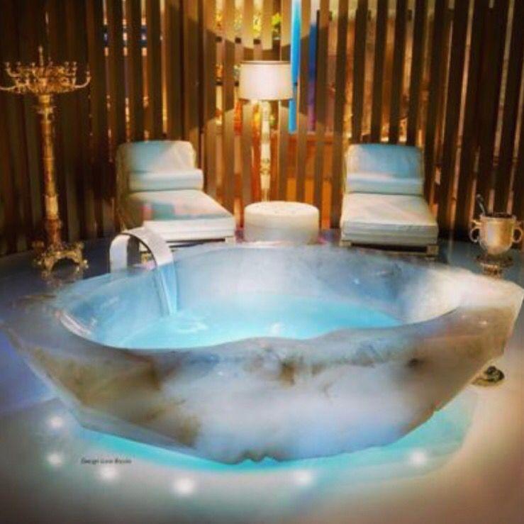A Million Dollar Bathtub Dream Bathrooms Dream Bath Dream House