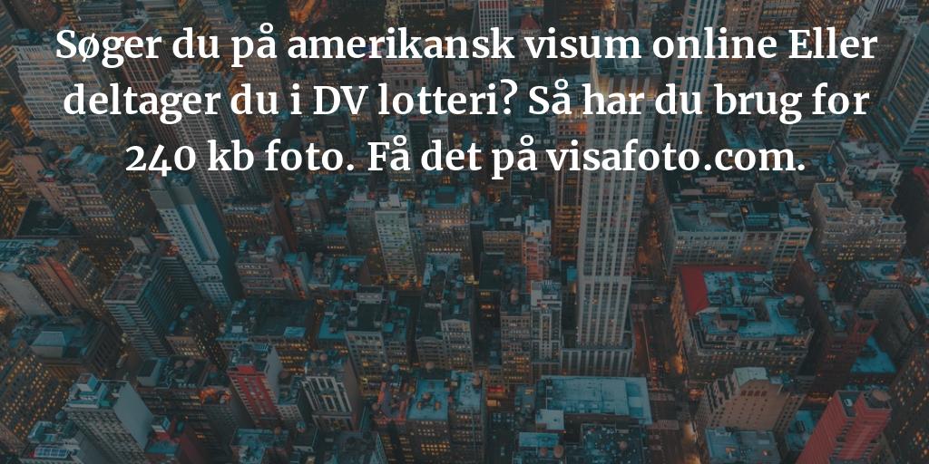 Soger Du Pa Amerikansk Visum Online Eller Deltager Du I Dv Lotteri Sa Har Du Brug For 240 Kb Foto Fa Det Pa Usa Amerikanskvisum Usvisumfoto V Foto Billede