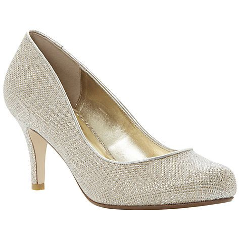 3c7dd7064bc Buy Dune Amelia Fabric Court Heels