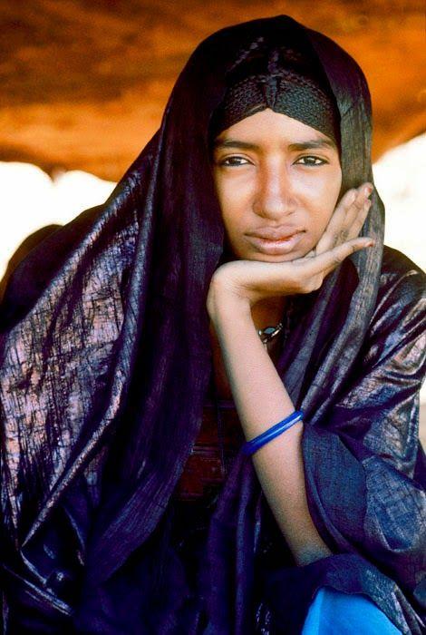 Fascinating Humanity: Sahel: Sensual High-Caste Tuareg Woman