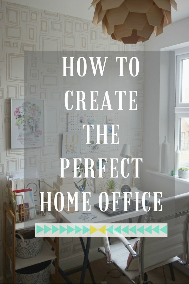 don39t love homeoffice. How To Create The Perfect Home Office - Love Chic Living Don39t Homeoffice C