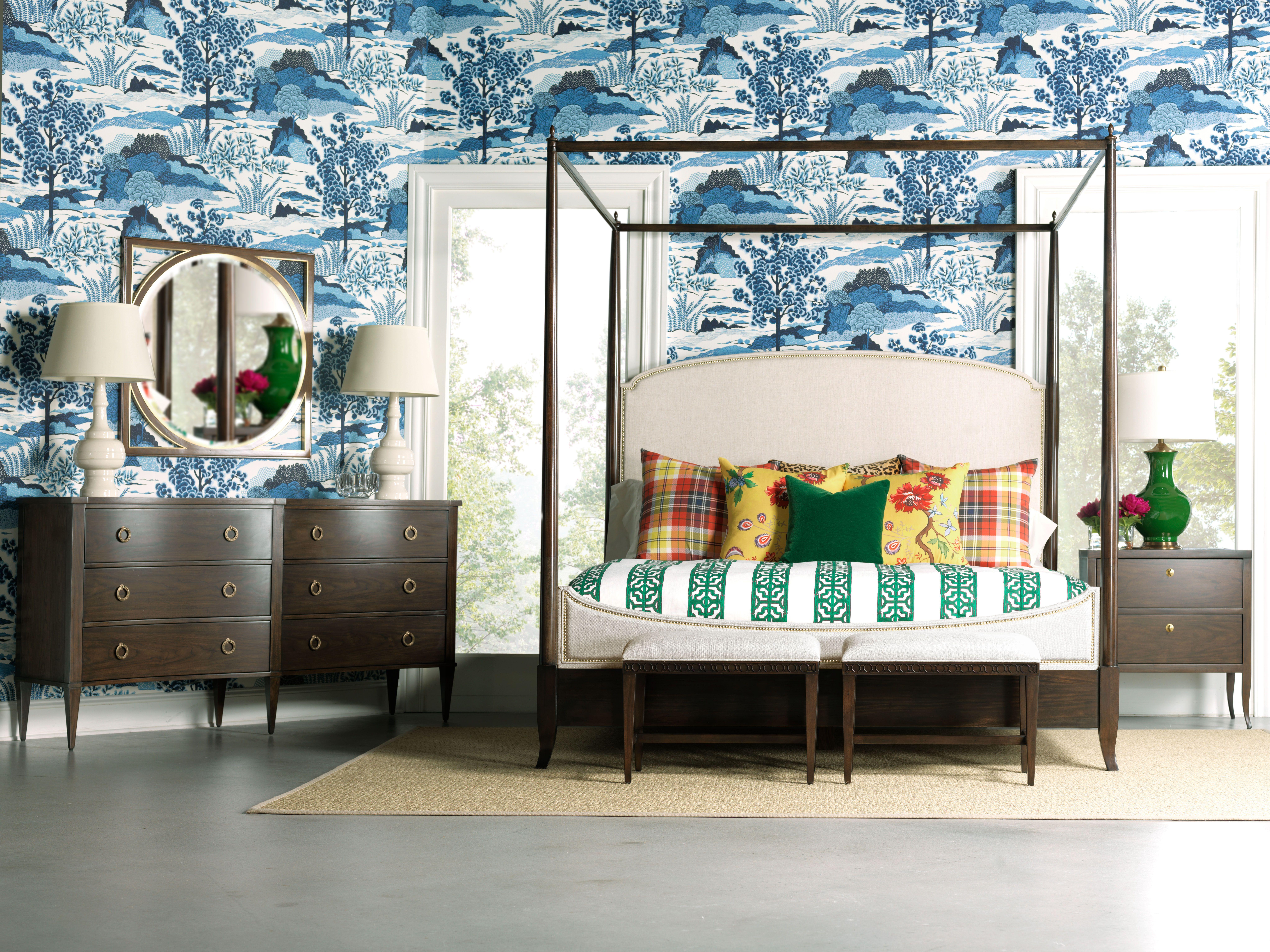 Carrington Bed By Tobi Fairley For Woodbridge Bedroom Inspirations Woodbridge Furniture Wood Bridge
