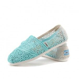 They are perfect for the summer months because your feet get to breathe.
