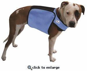 Techkewl Phase Change Cooling Dog Coat M L Dog Cooling Vest