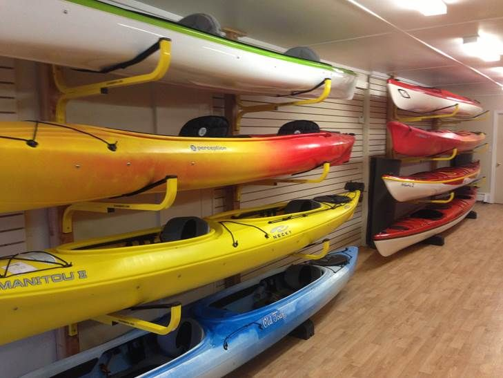 Outdoor Kayak Storage Racks And Surf Pinterest. A Freestanding Upright Kayak  ...