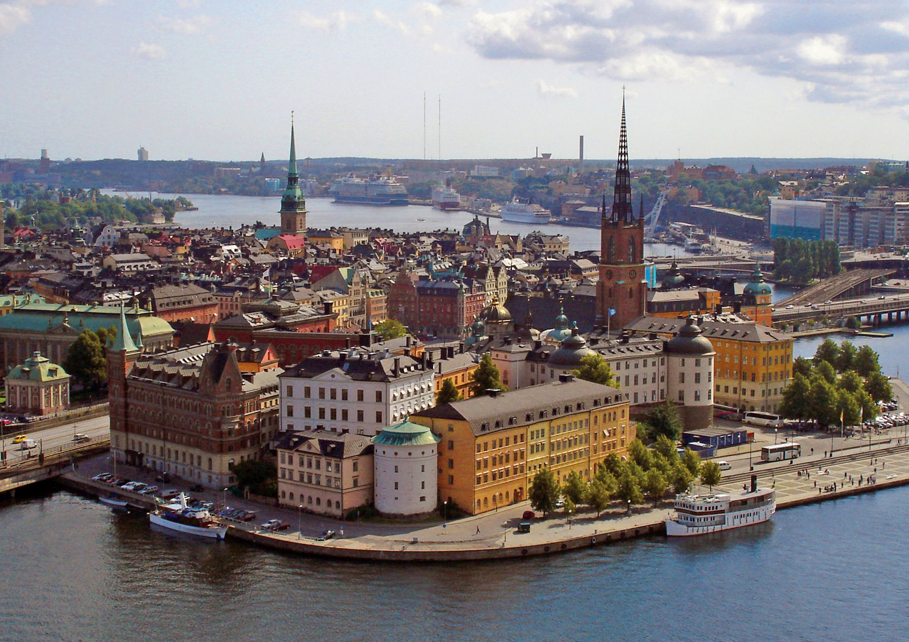 Stockholm Swedish And Spotless Papas Travel Store Stockholm Places To Go Countries Of The World