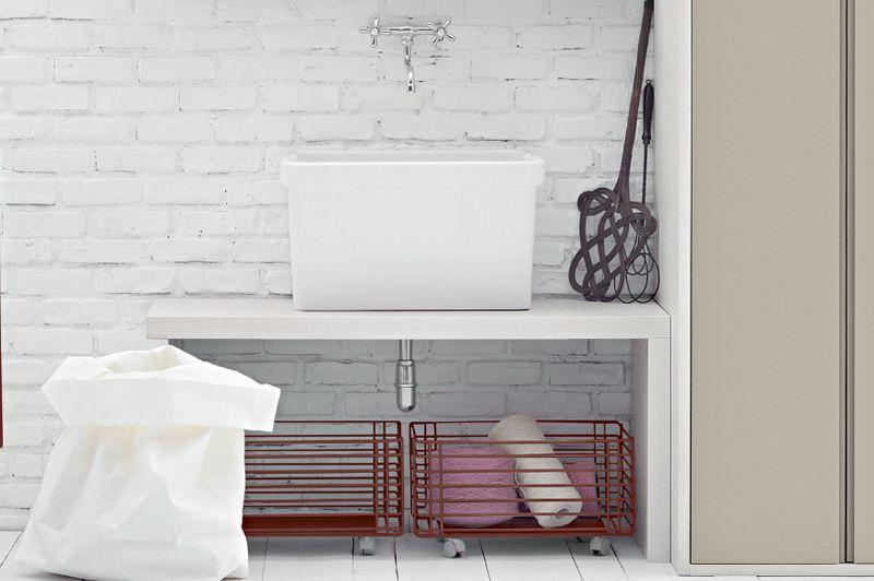 Birex Acqua e Sapone - Panca lavabo