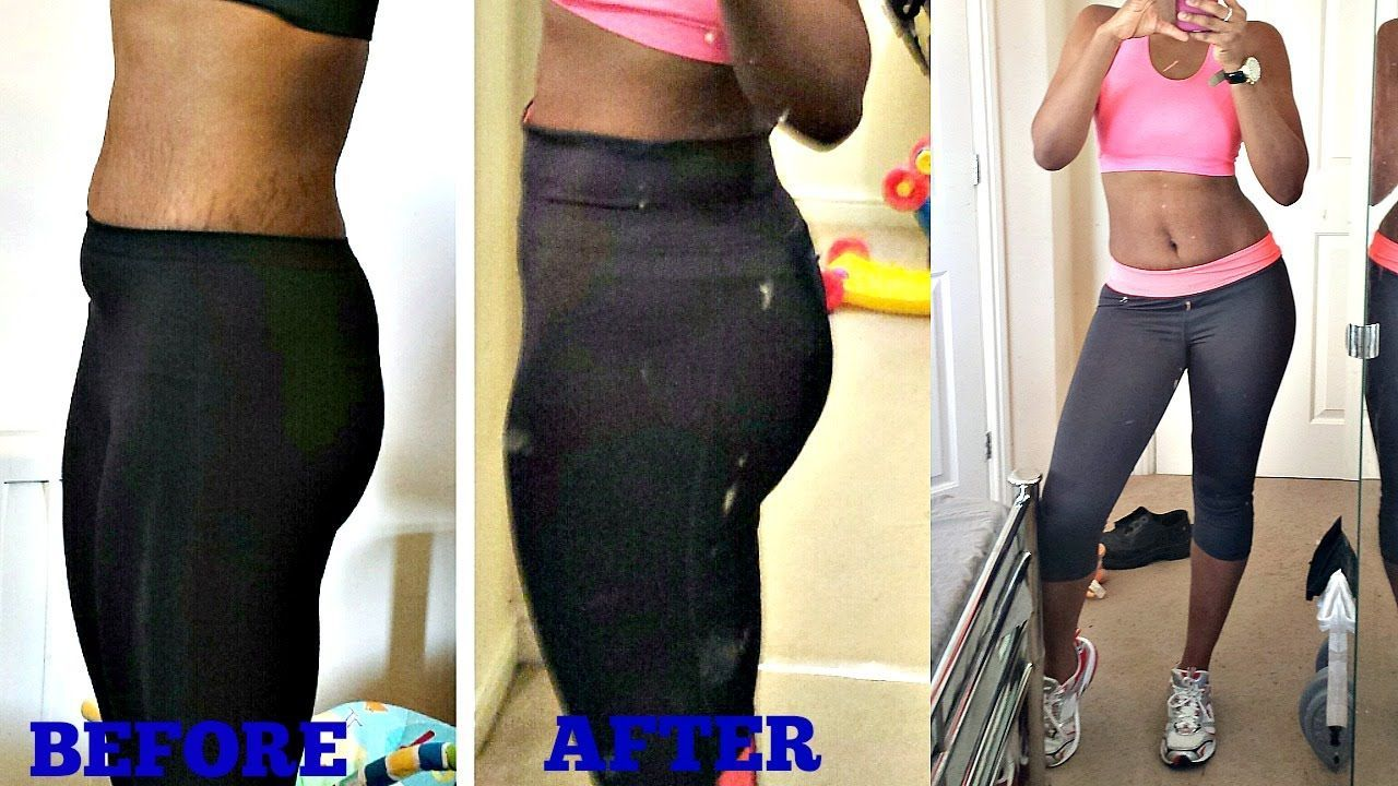 30 Days Squat Challenge Result / Before and After Pics in ...