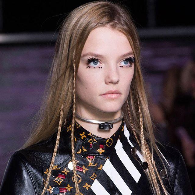 Harpers Bazaar US via Instagram - Louis Vuitton SS16