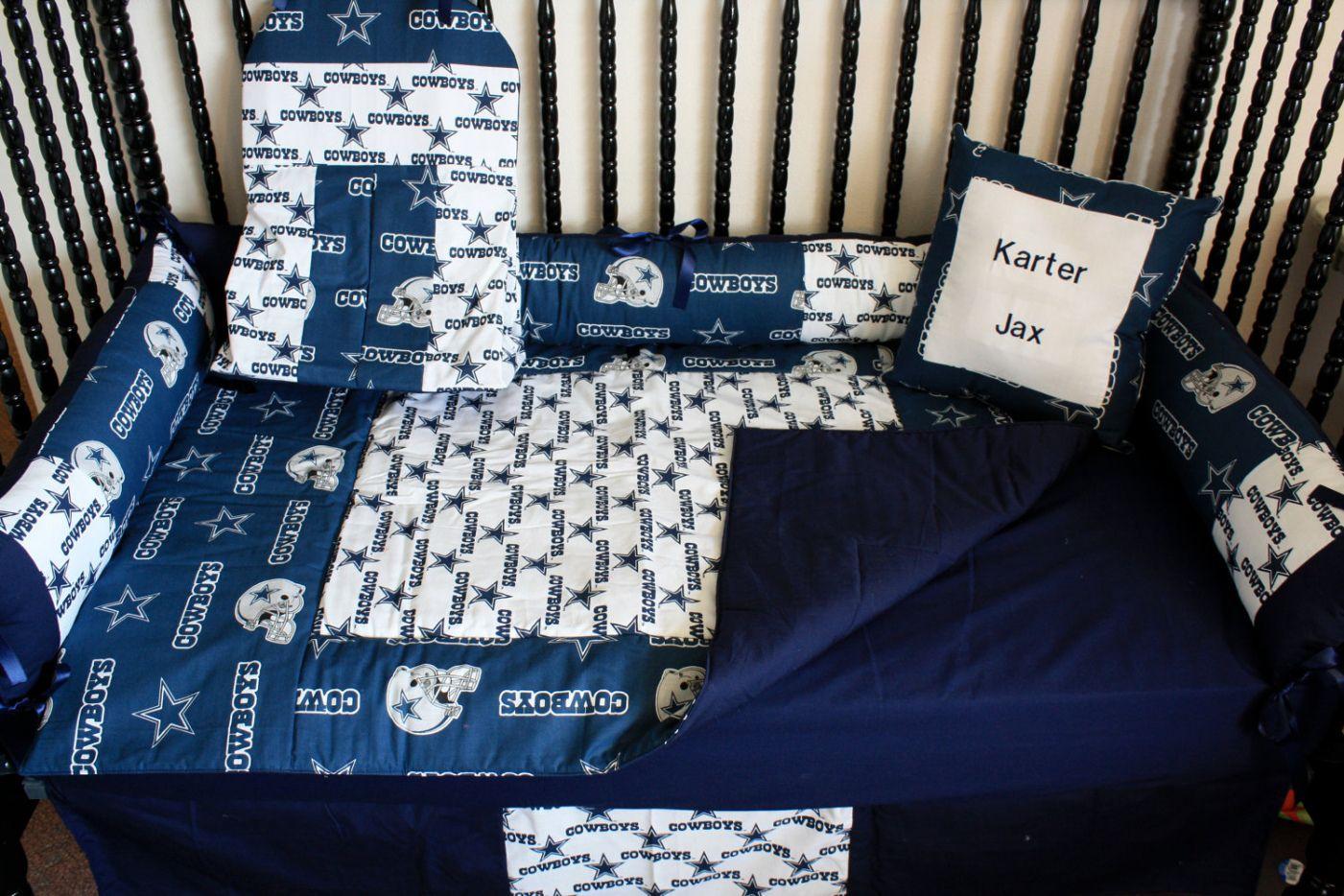 Dallas Cowboys Nursery Bedding