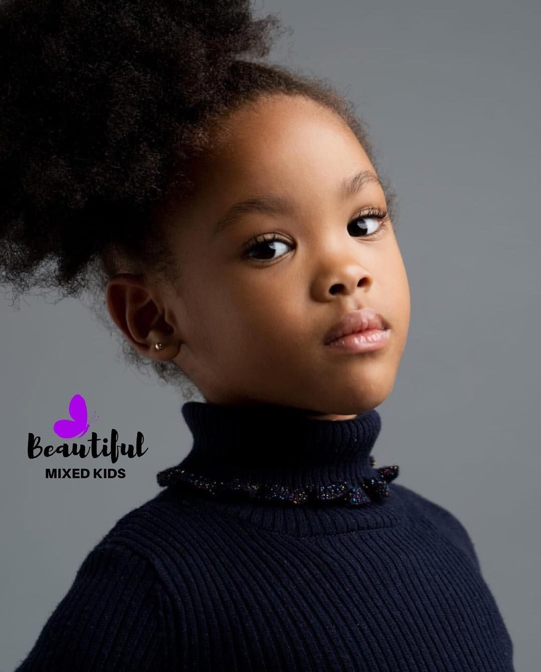 Graciella 4 Years Old Congolese And English Mixed Kids Cute Little Girls Cute Kids