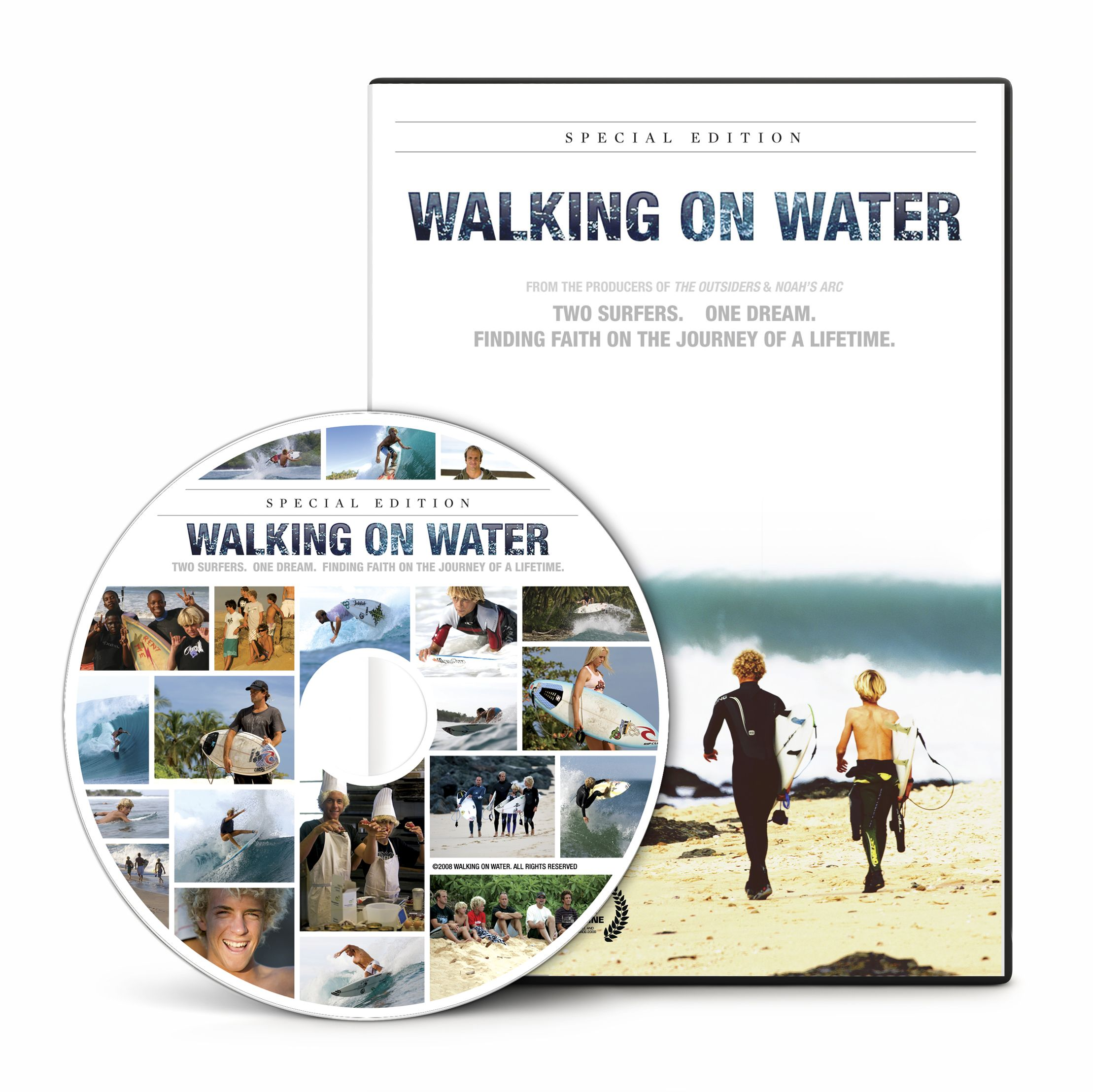Walking on Water... Walking On Water is a Christian non ...