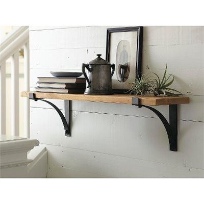 Decorative Wall Shelf In Chocolate Threshold Target House To