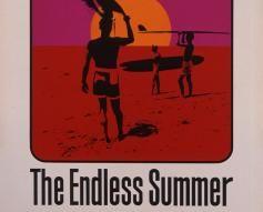 1966 The Endless Summer Original US Special Poster Vintage Film