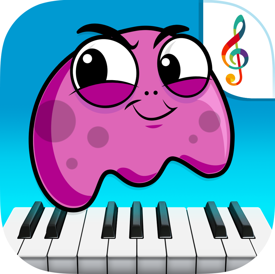 Piano Dust Buster Piano app, Music app, Kids art projects