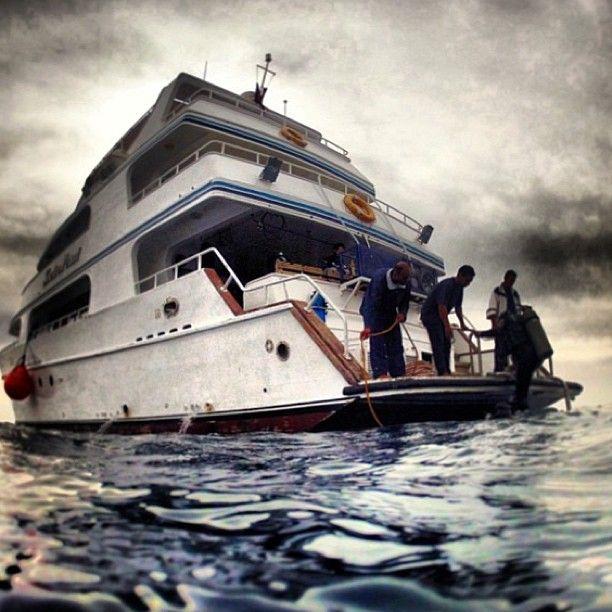 #PADI #DiveBoat #Scuba