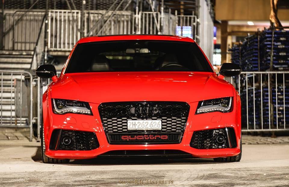 This Audi Rs7 It S The Loudest Car In Monaco Audi Rs7 Audi Audi Cars