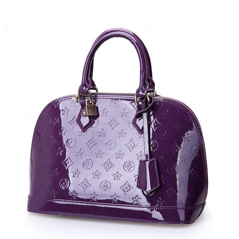 05a6365e42c Comprar bolsos de charol marca de outlet de las mujeres bolsa de cuero  clásicos online [AL93126] - €56.43 : bzbolsos.com, comprar bolsos online