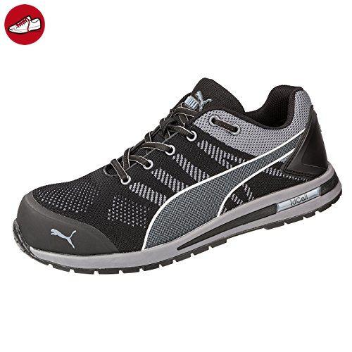 Puma Herren Sneaker Court Star SD 364581  44 EUPuma Black-puma White-gold