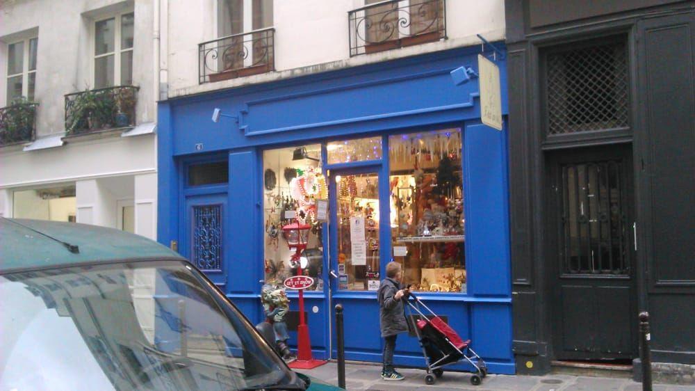 (4) Il Etait une Fois - 6, Rue Ferdinand Duval - Paris, France