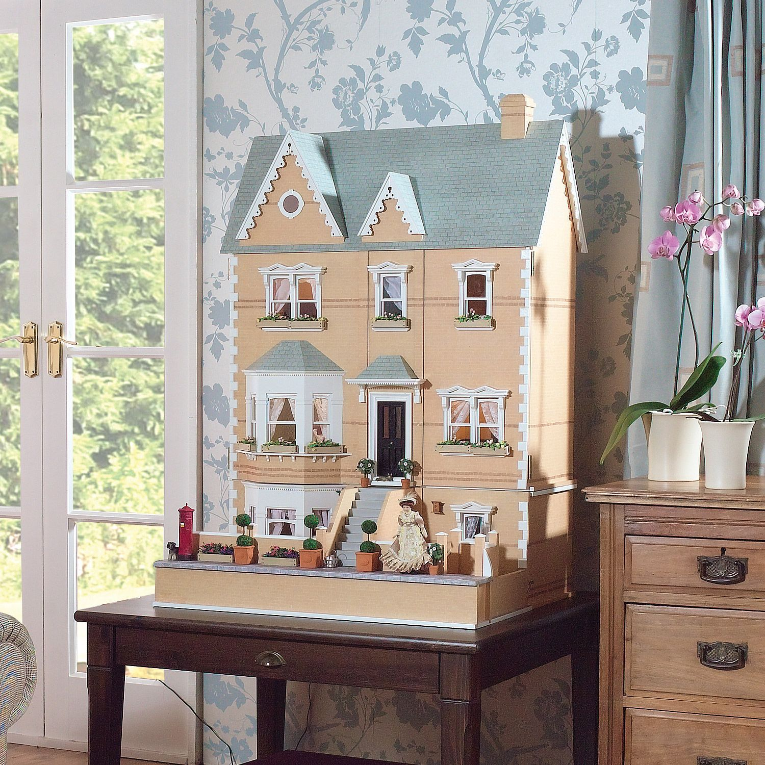 Holme Lodge Dolls Houses From The House Emporium