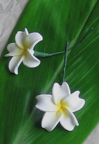 Hawaiian Plumeria Flower Hair Picks Hawaiian Gifts Hawaiian Plumeria Hawaiian Flowers