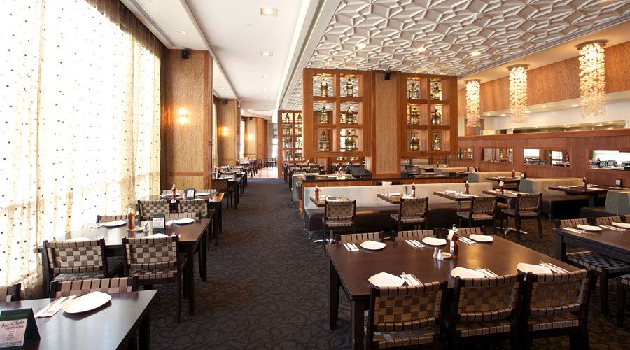Lebanese cuisine group dining hospitality restaurants for Best private dining rooms in baltimore