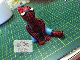 Imagini pentru how to make gumpaste spiderman