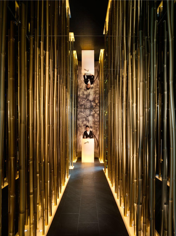 steve leung designers sushi ta-ke, hong kong, 2010 | interiors