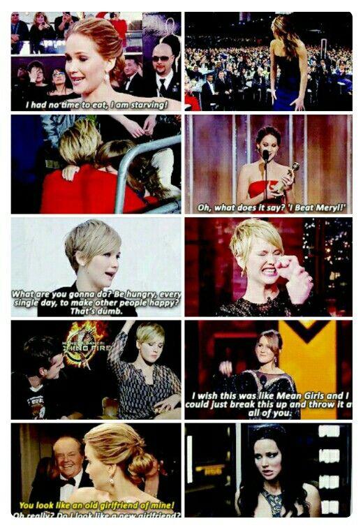 Jennifer Lawrence #funny | Jennifer lawrence funny ...