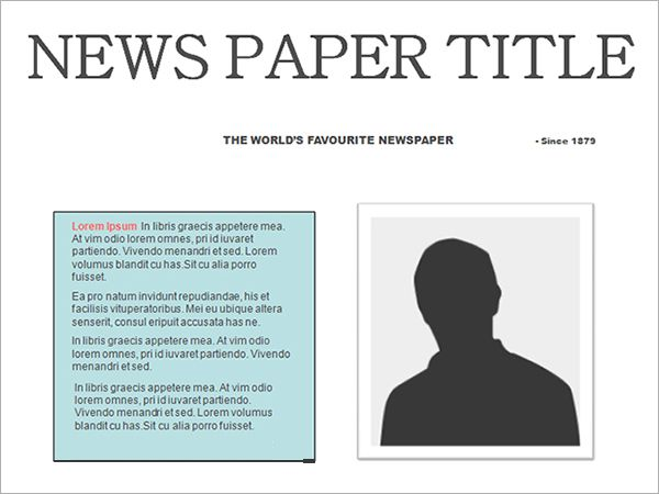 so cool!! free news paper | fondos para fotos | Pinterest ...