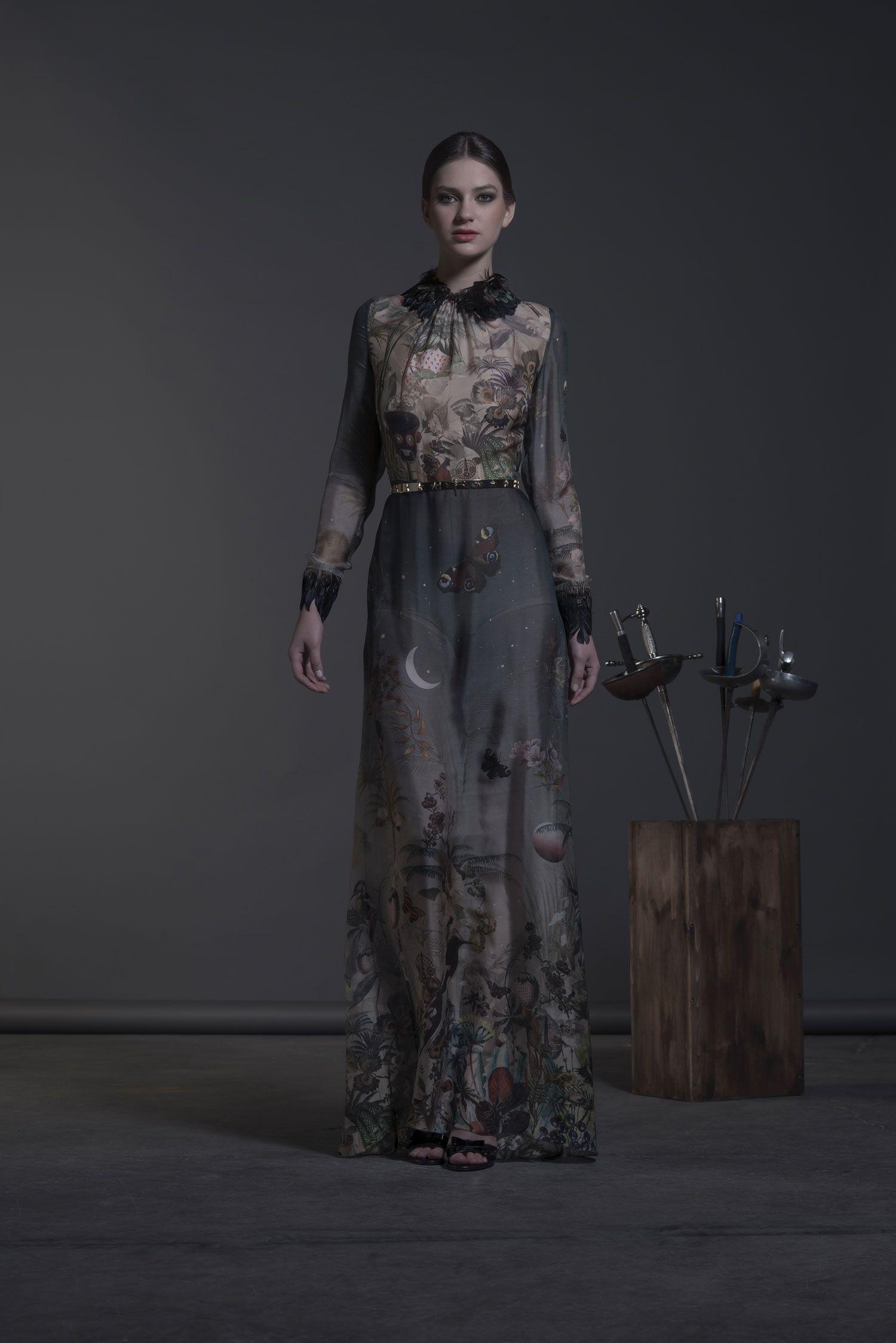 ab3ca4c3a 147-SORAGNA - Colección Otoño Invierno 2016 17.  vestidos  fiesta  moda   fashion  mujer  invitada  invitadaperfecta  madrina  dress  isabel  sanchis    ...