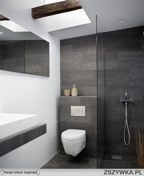 Szara Mała łazienka Szukaj W Google Bathroom Ideas In