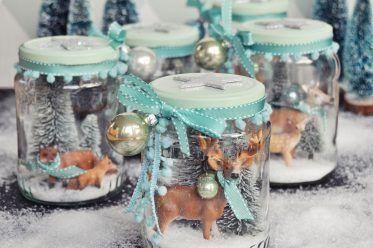 Touch Pen Selber Machen : diy winterwunderland im glas mein selbstgemachtes ~ Watch28wear.com Haus und Dekorationen