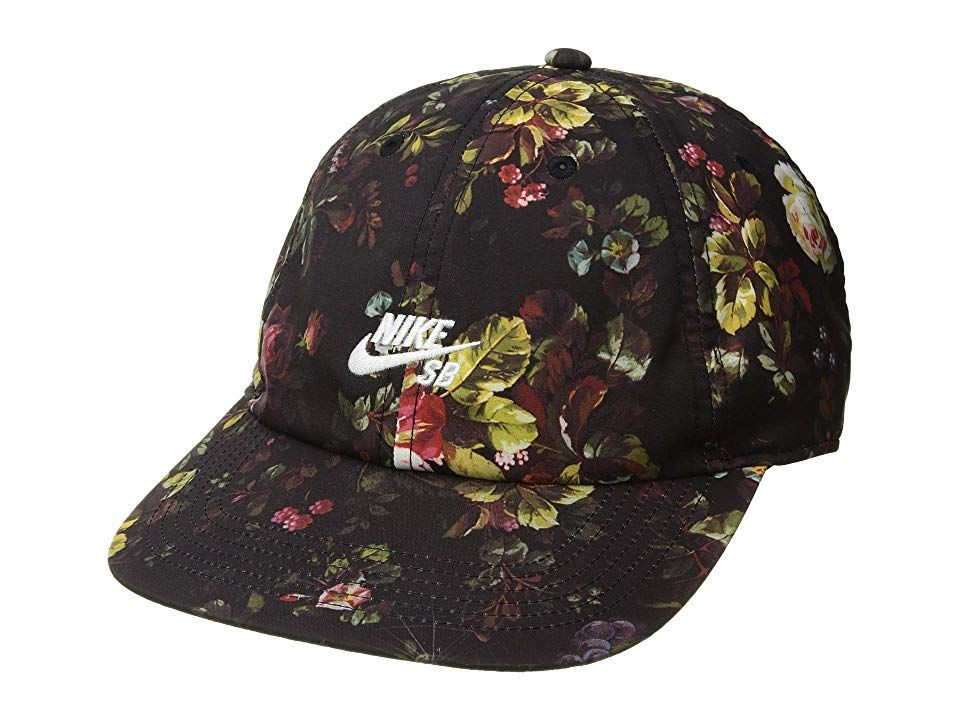 6f4af0263f4 Snapback Hats · Nike H86 Cap AOP (Black White) Baseball Caps. Stop and  smell the