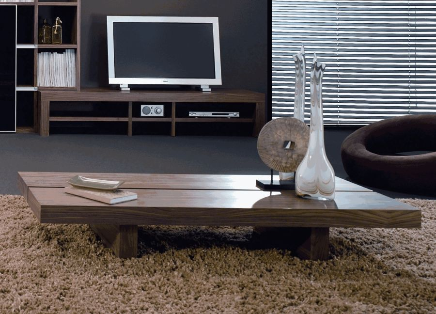 Osaka Modern Coffee Table Living area furniture inspiration - contemporary tables for living