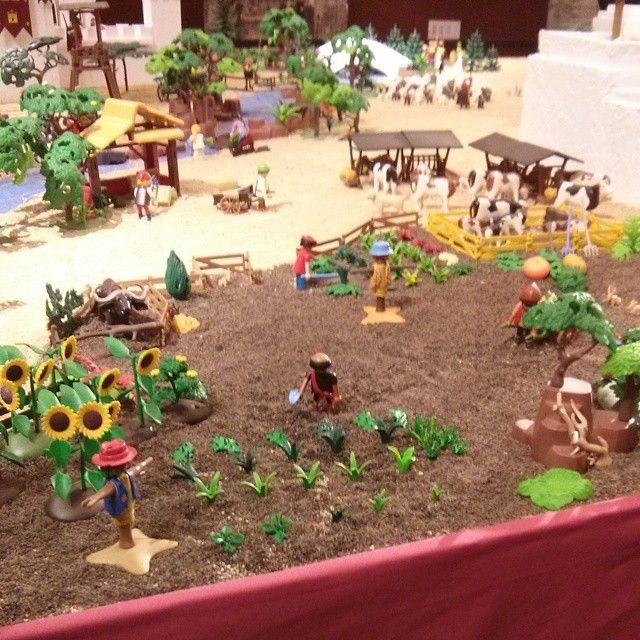 La granja playmobil playmobil homemade dolls and felt toys for La granja de playmobil precio