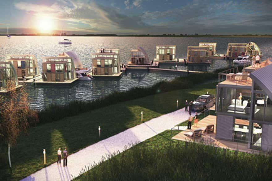 Hausboot von DieRaumgestalten.de in 2020 Hausboot