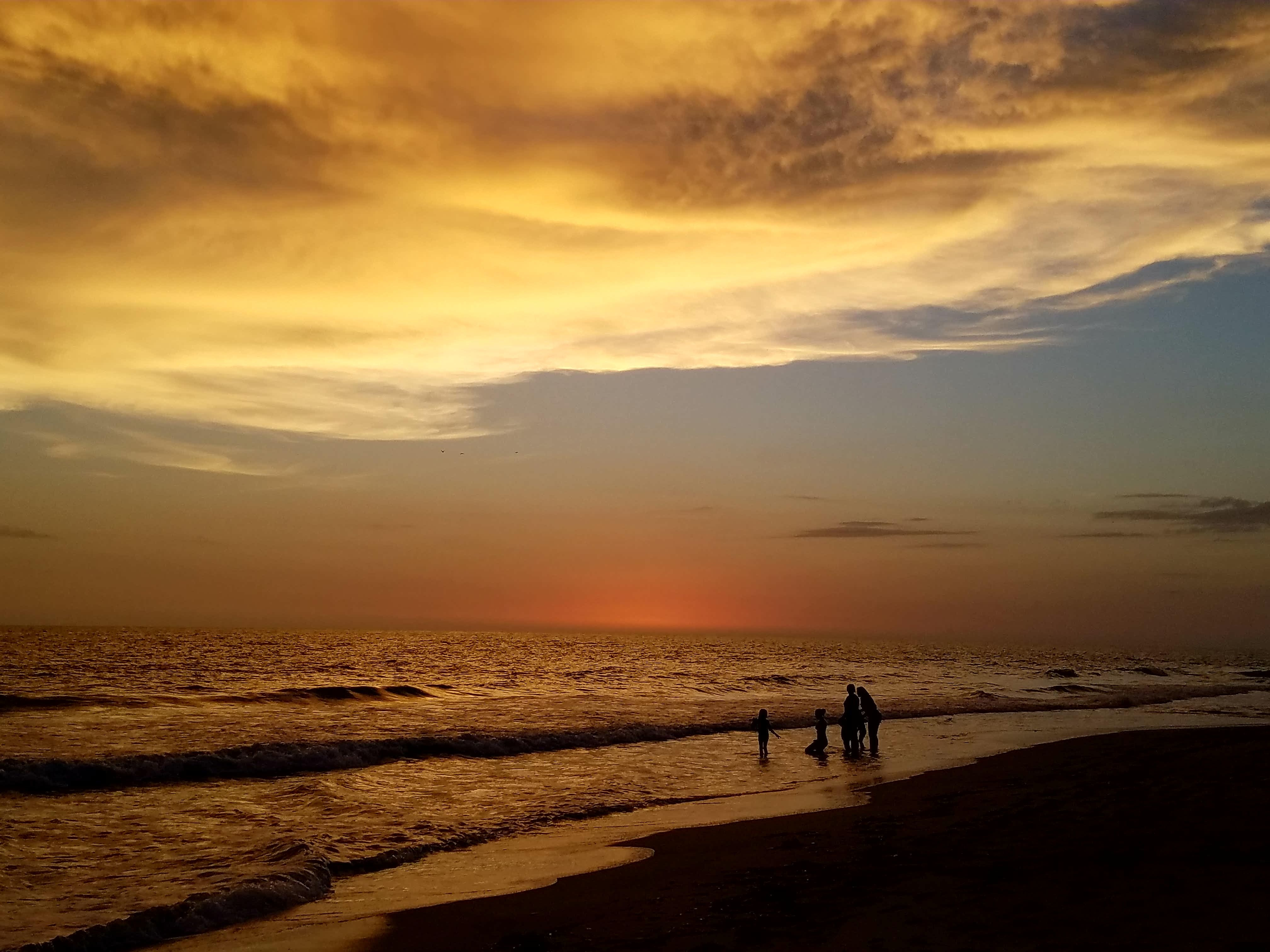 Enjoying another Manasota Key sunset!   State parks, Outdoor