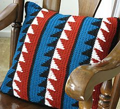 Aztec pillow knitting pattern gorgeous knitting for the home aztec pillow knitting pattern gorgeous dt1010fo