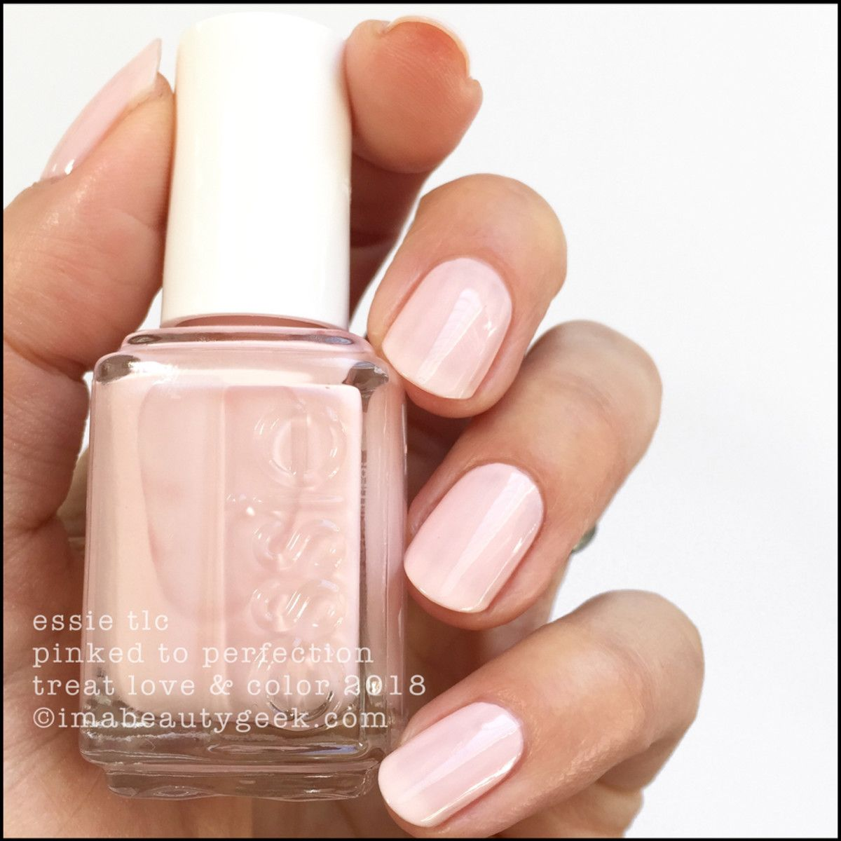 ESSIE TREAT LOVE & COLOR 2018 | Esmalte