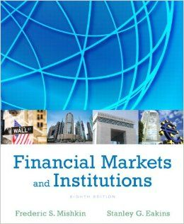 Pin by gubert flores on education pinterest financial markets and institutions edition pdf book by frederic s mishkin and stanley eakins isbn genres finances and money fandeluxe Image collections