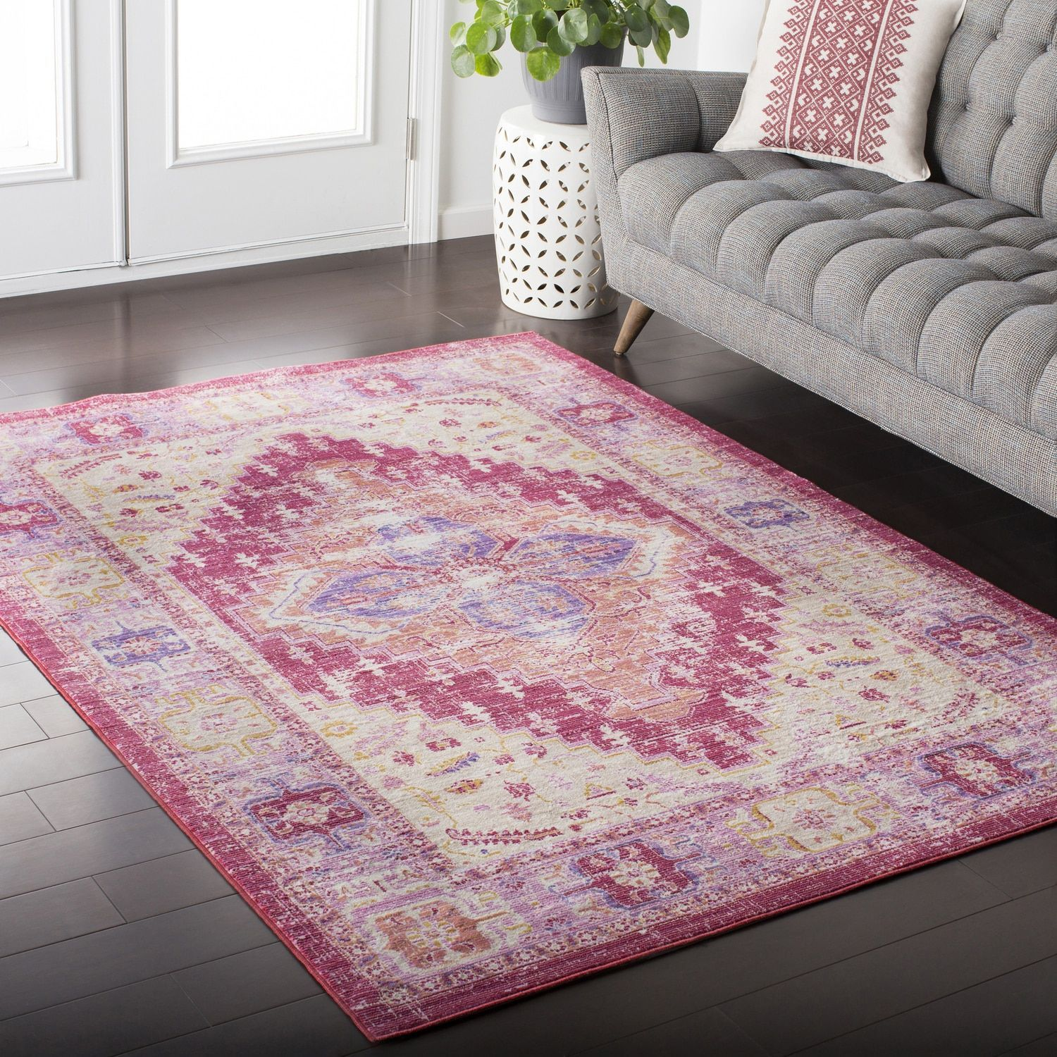 Overstock Com Online Shopping Bedding Furniture Electronics Jewelry Clothing More Pink Area Rug Art Of Knot Oriental Area Rugs