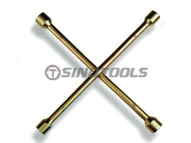 Cross Rim Wrench Zinc Plated #Wrench #SINOTOOLS