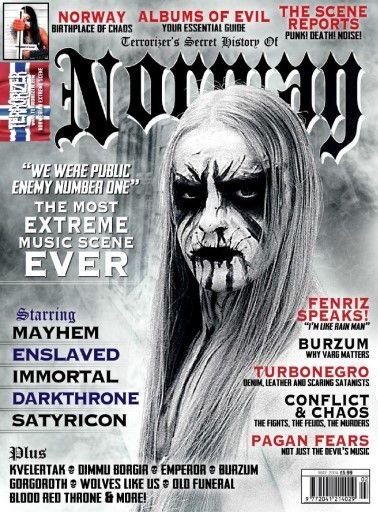 terrorizer magazine subscription