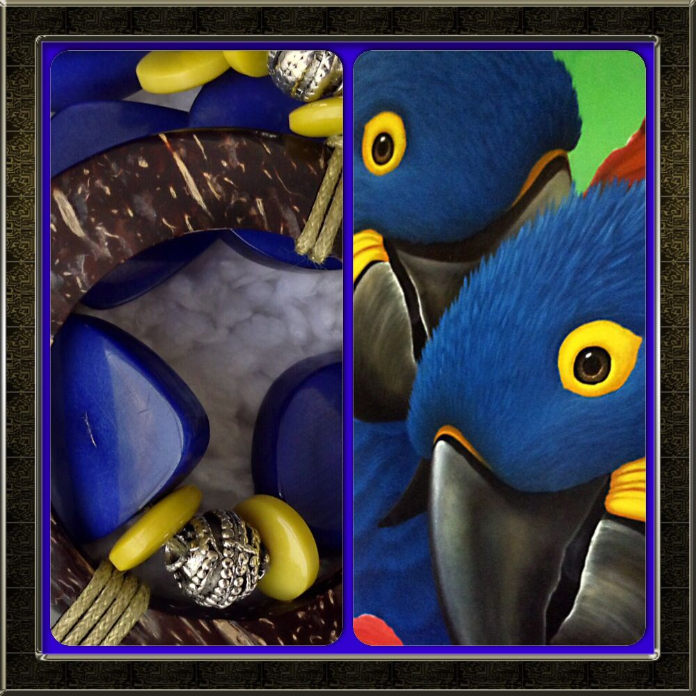 My Life in the Tropics is My Daily Inspiration.... From Nature's vibrant Palette to exciting Eco Jewelry. Organic Eco Friendly, Eco Sexy Tagua Jewelry. Come check out my Etsy Shop for lots more inspiration! http://etsy.com/shop/tropicaaccessories?ref=_shop