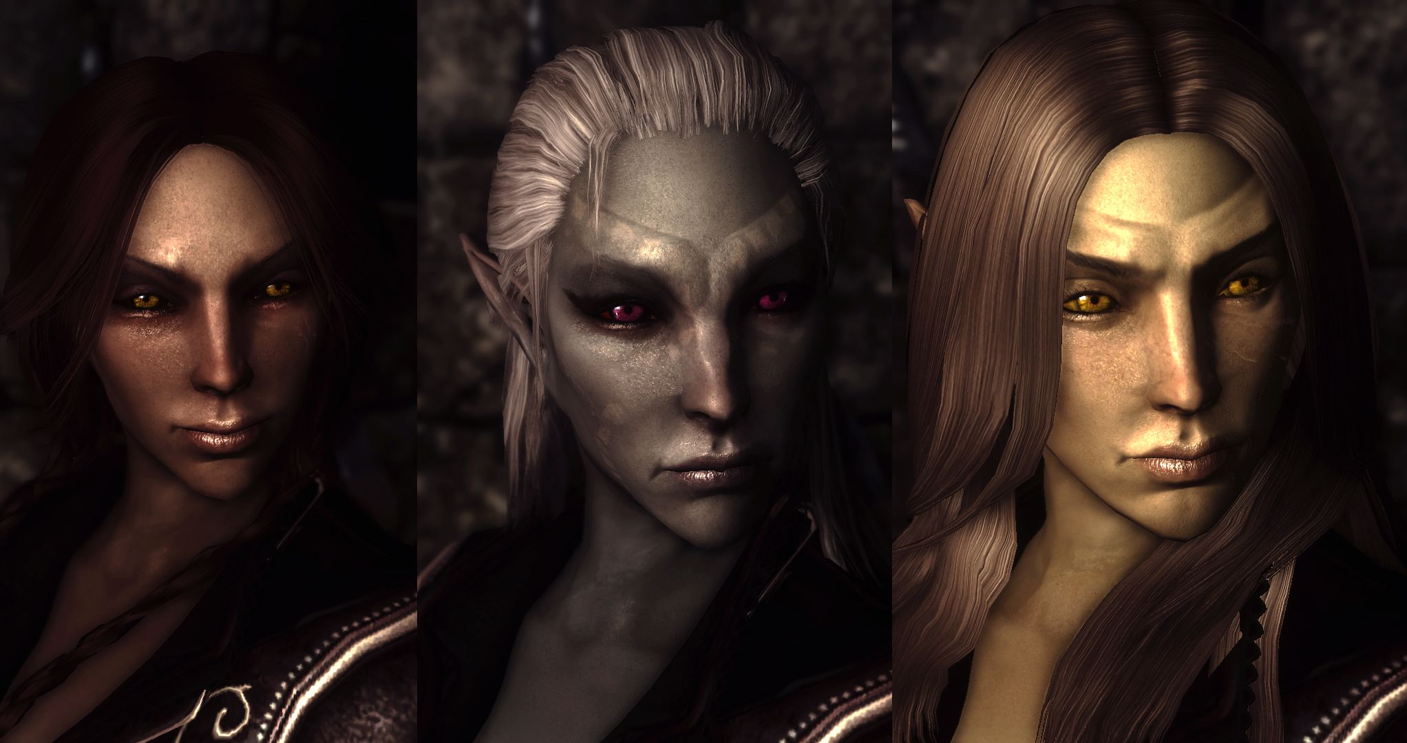 Ethereal Elven Overhaul at Skyrim Nexus - mods and community