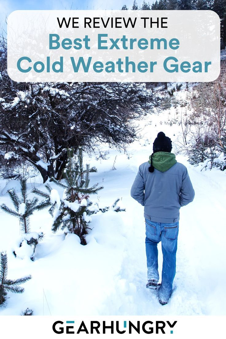 15 Best Cold Weather Gear in 2020 [Buying Guide] Gear