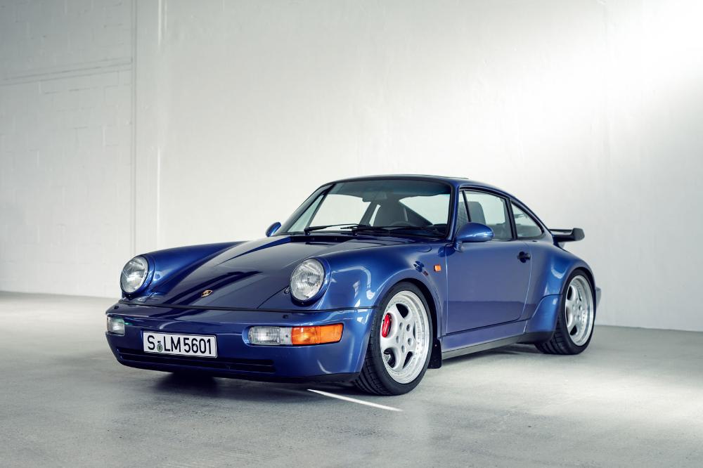 Porsche 964 Turbo 3,6 1993 - elferspot.com - Marketplace for Porsche Sports Cars #amazingcars