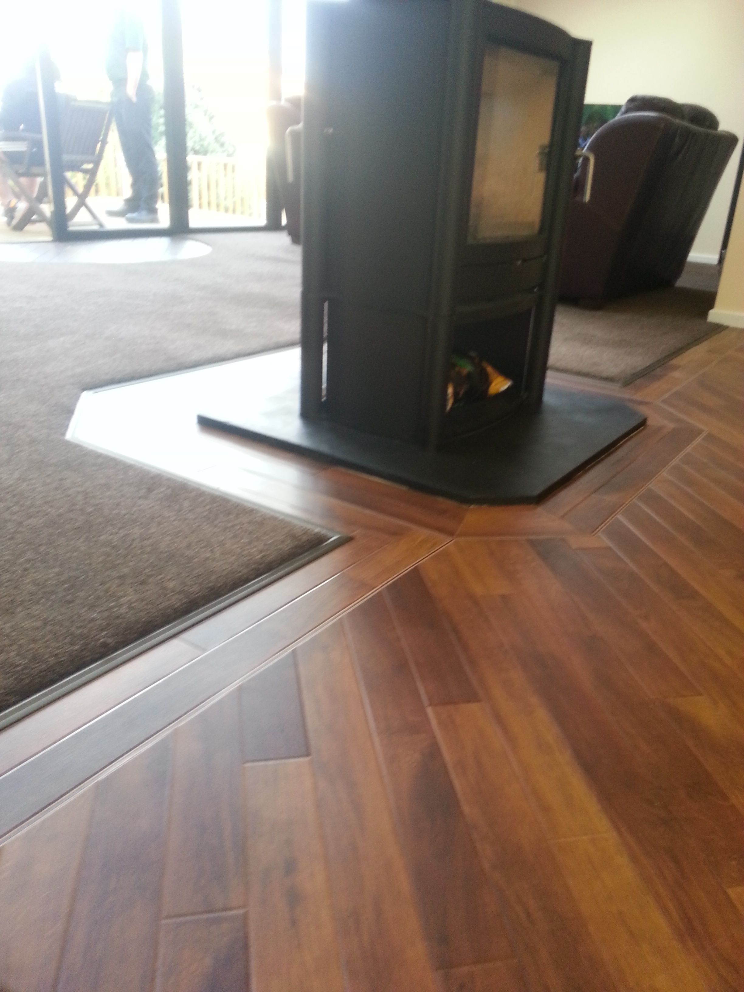and cleaned finish with care once protects sealant flooring then surface amtico matt also floor karndean has colour which a work of been deep the adds img depth prosteamuk use we to